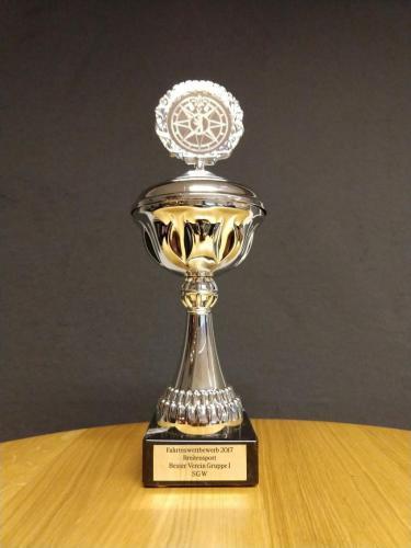 Pokal Fahrtenwettbewerb 2017